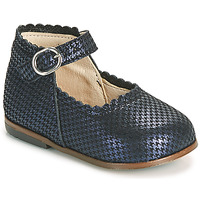 Schuhe Mädchen Ballerinas Little Mary VOCALISE Blau