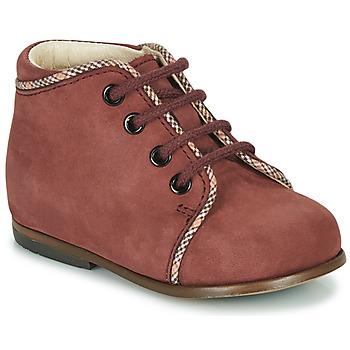 Schuhe Mädchen Sneaker High Little Mary MEGGIE Bordeaux