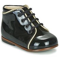 Schuhe Mädchen Sneaker High Little Mary MEGGIE Schwarz