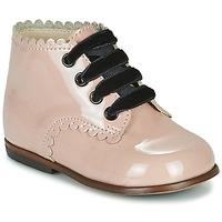 Schuhe Mädchen Sneaker High Little Mary VIVALDI Rose