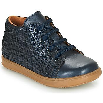 Schuhe Mädchen Sneaker Low Little Mary CLELIE Blau