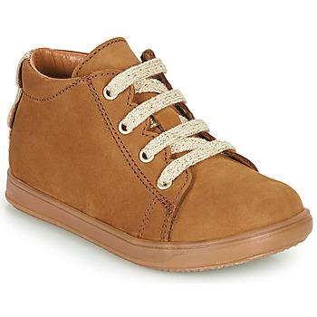 Schuhe Mädchen Sneaker Low Little Mary CLELIE Braun