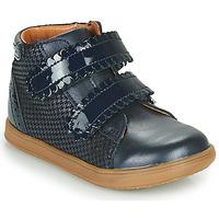 Schuhe Mädchen Sneaker High Little Mary CRISTIE Blau
