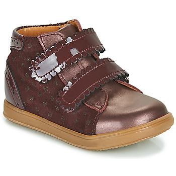 Schuhe Mädchen Sneaker High Little Mary CRISTIE Bordeaux