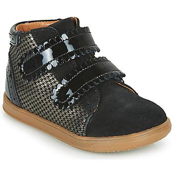 Schuhe Mädchen Sneaker High Little Mary CRISTIE Schwarz