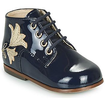 Schuhe Mädchen Sneaker High Little Mary MEIGE Blau