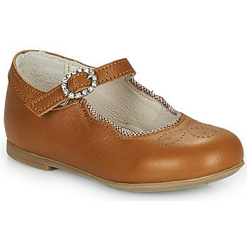 Schuhe Mädchen Ballerinas Little Mary AUBERIE Braun