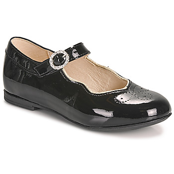 Schuhe Mädchen Ballerinas Little Mary AUBERIE Schwarz