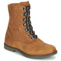 Schuhe Mädchen Boots Little Mary LYSIANE Braun