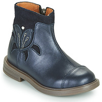 Schuhe Mädchen Boots Little Mary ELIANE Blau