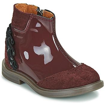 Schuhe Mädchen Boots Little Mary ELSIE Rot
