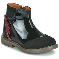 Schuhe Mädchen Boots Little Mary ELSIE Schwarz