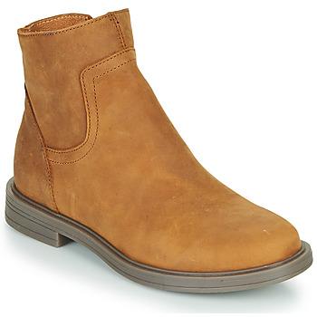 Schuhe Mädchen Boots Little Mary ELIETTE Braun