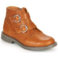 Schuhe Mädchen Boots Little Mary EMILIENNE Braun