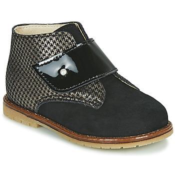 Schuhe Mädchen Sneaker High Little Mary JANYCE Schwarz