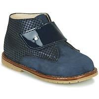 Schuhe Mädchen Sneaker High Little Mary JANYCE Blau