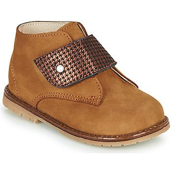 Schuhe Mädchen Sneaker High Little Mary JANYCE Braun