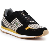 Schuhe Damen Sneaker Low Producent Niezdefiniowany Lifestyle Schuhe Lacoste Trajet 7-28LEW40041V7 grün, gelb, schwarz