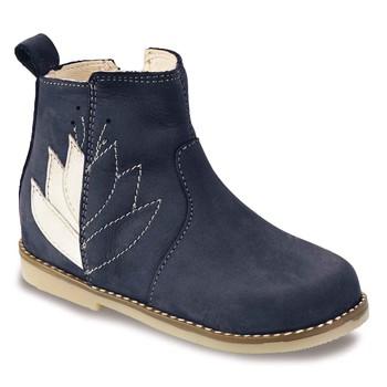 Schuhe Mädchen Boots Little Mary KARRY Blau