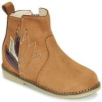 Schuhe Mädchen Boots Little Mary KARRY Braun
