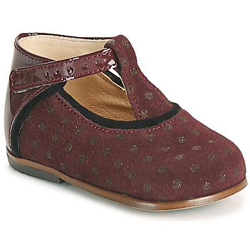Schuhe Mädchen Sneaker High Little Mary BETHANY Bordeaux