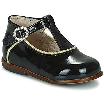 Schuhe Mädchen Sneaker High Little Mary BETHANY Schwarz