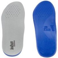 Accessoires Schuh Accessoires Kybun LIGHT INSOLES 5 BIS 10 MM DA005N GRAU