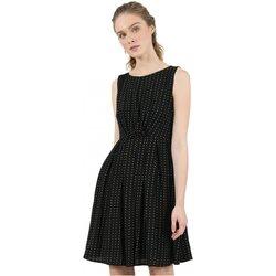 Kleidung Damen Kurze Kleider Molly Bracken R1532H20 Schwarz
