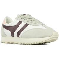 Schuhe Damen Sneaker Gola Boston 78 Weiss