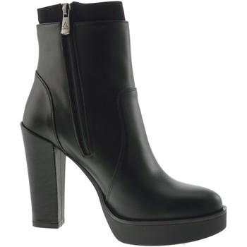 Schuhe Damen Low Boots Albano 9455 Multicolore