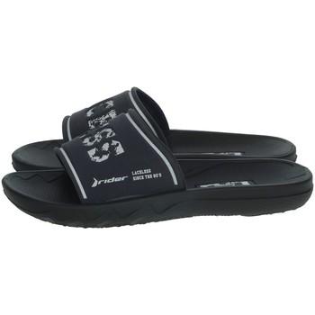 Schuhe Kinder Pantoletten Rider 82738 Blau