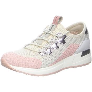 Schuhe Damen Sneaker Low Bugatti Schnuerschuhe Sneaker Low IVORY EVO 411A2M616950-5234 beige