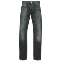 Kleidung Herren Straight Leg Jeans Levi's 504 REGULAR STRAIGHT FIT Blau