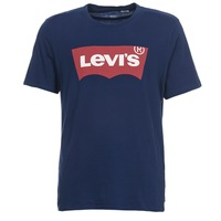 Kleidung Herren T-Shirts Levi's GRAPHIC SET IN Marine