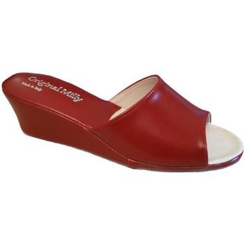 Schuhe Damen Pantoffel Milly MILLY103ros rosso