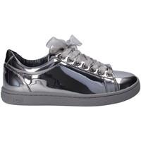 Schuhe Damen Sneaker Fornarina PIFAN9607WPA9000 Grau