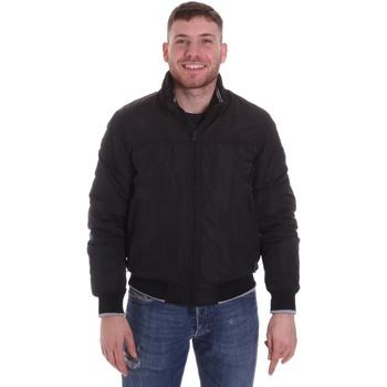Kleidung Herren Jacken Navigare NV67062 Schwarz