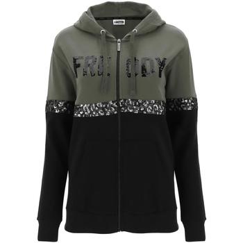 Kleidung Damen Sweatshirts Freddy F0WCLS5 Grün