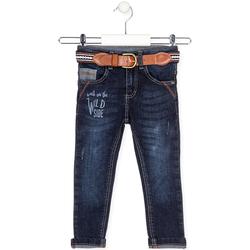 Kleidung Kinder Jeans Losan 025-9004AL Blau