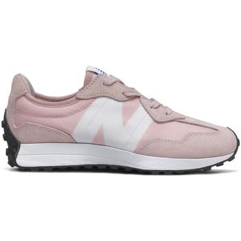 Schuhe Kinder Sneaker New Balance NBYH327CKC Rosa