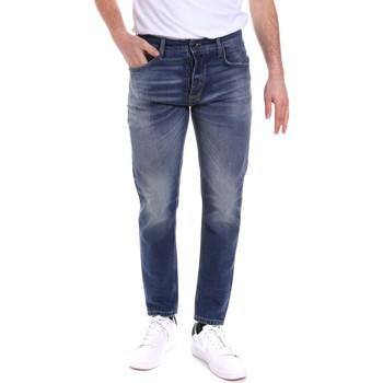 Kleidung Herren Jeans Antony Morato MMDT00251 FA750287 Blau