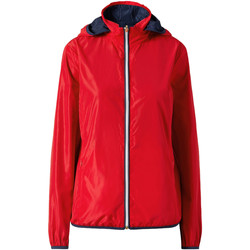 Kleidung Damen Jacken Ea7 Emporio Armani 3ZTB03 TN18Z Rot