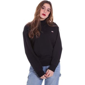 Kleidung Damen Sweatshirts Dickies DK0A4X8LBLK1 Schwarz