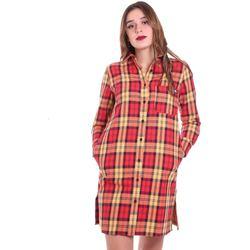Kleidung Damen Hemden Dickies DK0A4X6GFR01 Rot