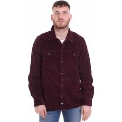 Kleidung Herren Langärmelige Hemden Dickies DK0A4X5WMR01 Rot