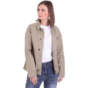 Kleidung Damen Hemden Dickies DK0A4TMXGYM1 Grau