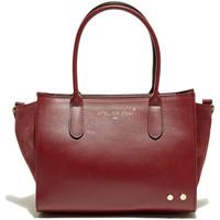 Taschen Damen Handtasche Atelier Enai LEXIE BORDEAUX