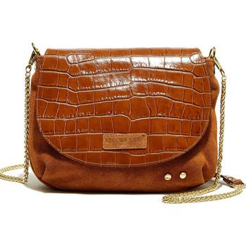 Taschen Damen Umhängetaschen Atelier Enai NAMIE CAMEL