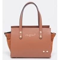 Taschen Damen Handtasche Atelier Enai MINI CANDI CAMEL