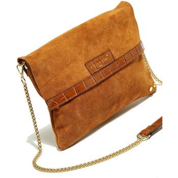 Taschen Damen Geldtasche / Handtasche Atelier Enai DANNA CAMEL